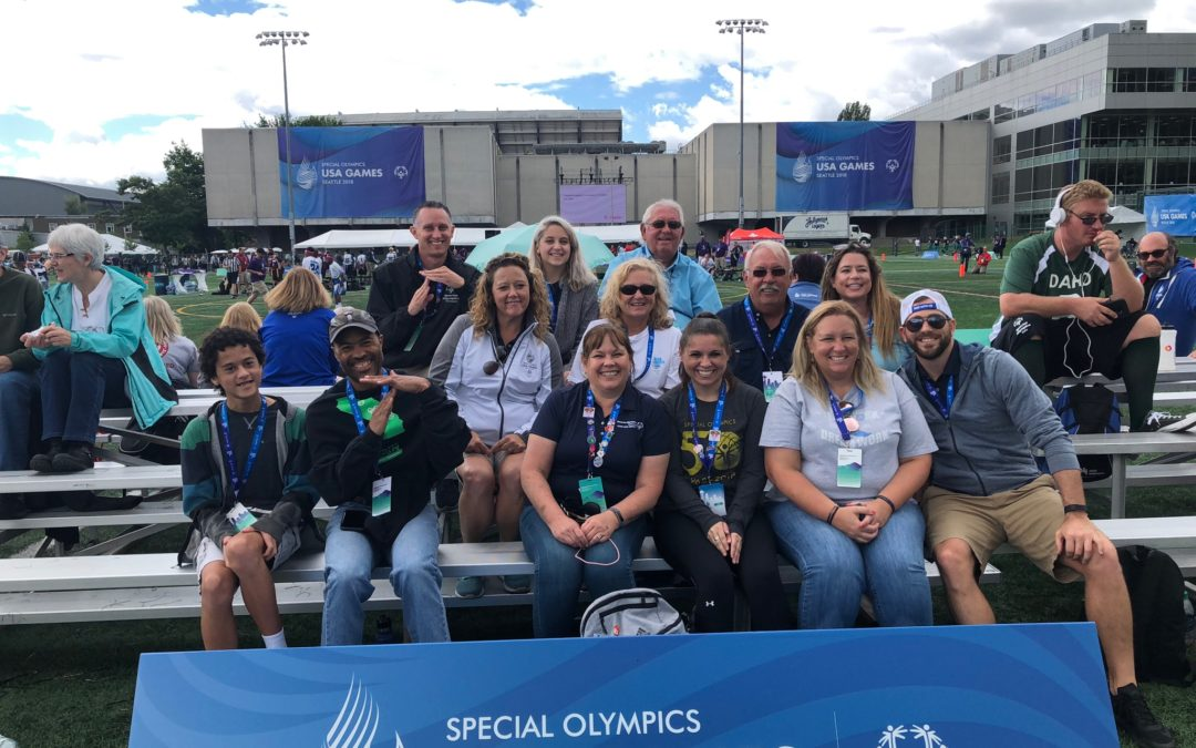 Special Olympics Nationals